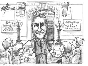 Cartoon/Ed Turner