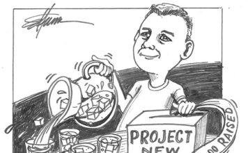 Cartoon by Ed Turner