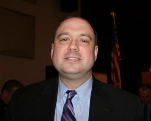State Senator Jamie Eldridge, co-sponsor of event