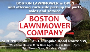 Boston Lawnmower
