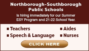 Northborough Southborough Teaching Opportunities