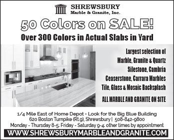 Shewsbury Marble Granite