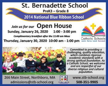 St Bernadette School