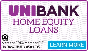 Unibank Home Equity Loans