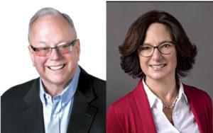 RE/MAX agents Gary Kelley and Sue Gordon