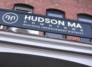Sign Logic, which designed the downtown Hudson Business Improvement District sign, as well as the signs seen throughout Hudson, will produce the new Hudson Orientation Signs.