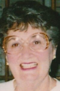 Marjorie L. Ahlstrand
