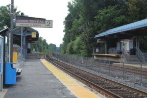 Transit funding in this year's annual Chapter 90 bond bill is particularly important in towns like Southborough and Westborough, which have MBTA commuter rail stations.
