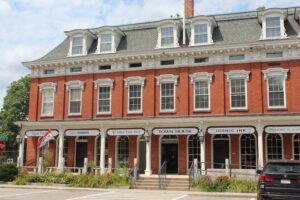 The Small Stones Festival of Arts will take place in the Great Hall of the Grafton Town House on Oct. 15.  Photo/Laura Hayes