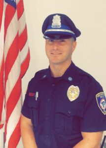 Police officer: Luke Soccorso has been appointed as a full-time probationary police officer for the Southborough Police Department.  Photo/Courtesy Southborough Police Department