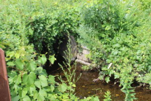 Culverts at the intersection of of Upton Road and Morse Street will be inspected and possibly replaced with state funding from the Jackstraw Brook Project.