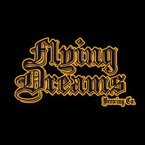 Flying Dreams brewery logo.