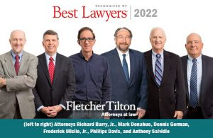 Six Fletcher Tilton attorneys earn national recognition in Best Lawyers of America.
