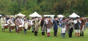 Sudbury Ancient Fyfe and Drum Companie