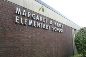 The Margaret A. Neary Elementary School is located at 53 Parkerville Rd.