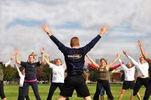 Ultimate Bootcamp is coming to Westborough in partnership with Krave Fitness. Photo/submitted