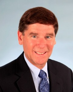 New UMass Memorial Medical Center President Patrick Muldoon (photo/submitted)