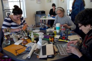 Heart & Stone will be offering classes, workshops and events this spring. Photo/submitted