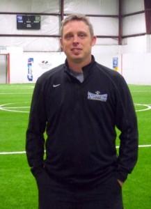 Kris Wallis, general manager of Teamworks Northborough facility, Photo/Nancy Brumback