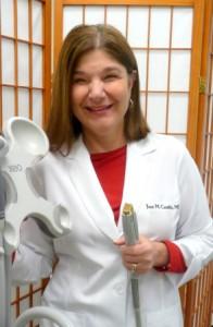 Dr. Jean Casello of RenovoMD Photo/Nancy Brumback