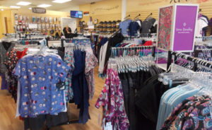Scrubs with Style in Northborough offers a full assortment of scrubs, plus much more