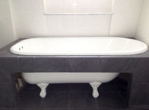Ultimate Reglaze Refinishing for bathtubs, ceramic tile and fiberglass tubs