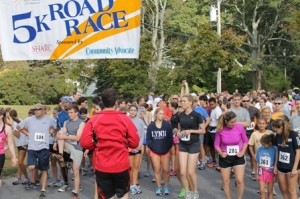 The Corridor Nine Area Chamber of Commerce will be hosting the 21st Applefest 5k, Saturday, Sept. 20. File photo/David Bagdon
