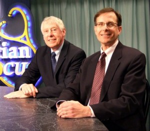 Dr. Rick Buckley (left) Dr. Mitchell Gitkind (right). (photo/submitted)