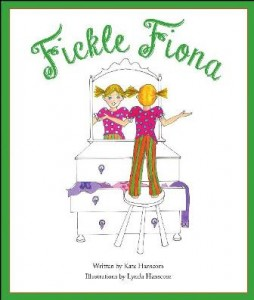 Fickle Fiona Cover