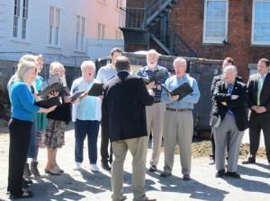The Apple Tree Arts choir