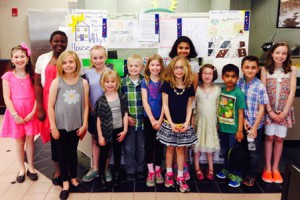 The winners of the Homefield Credit Union contest  Photo/submitted