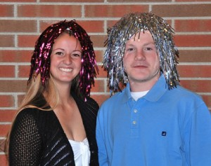 Best Hair: Meaghan Sawtelle and Evan Johnston