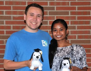 Teacher's Pet: Teddy Kiritsy and Neha Majeti