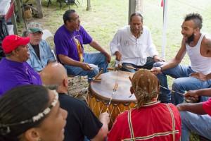 Eastern Medicine drummers