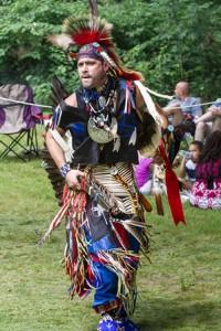 Tommy Ninigret, Nipmuc Nation