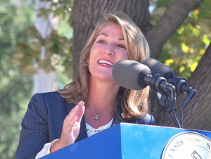 Lt. Gov. Karyn Polito discusses how Paul Cellucci was her mentor.