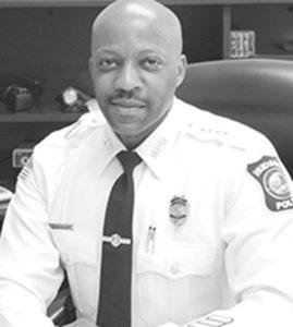 Police Chief Michael D. Burks Sr. File photo/Ed Karoski Jr.
