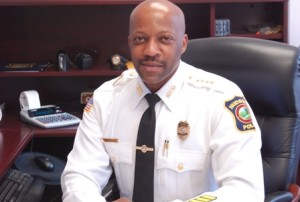 Chief Michael D. Burks Sr. Photo/submitted