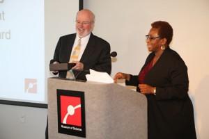 Technology/Engineering Education Lifetime Achievement award