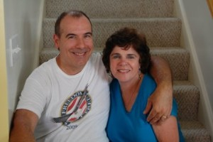 Brad and Doris Bonnell Photo/submitted