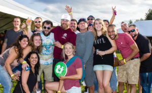 Guests at last year's Spirit of Hudson Food & Brewfest. Photo/courtesy Cheryl Rosen Photography