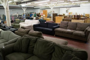 Fresh Start Furniture Bank in Hudson provides recycled furniture for families in need. (Photo/submitted)
