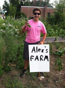 Alex Hache Photo/submitted