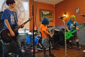 Color Killer opens their show celebrating their album release.Photo/Dakota Antelman
