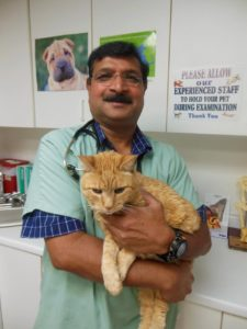 Dr. Gangadhar Patil (Photo/Nance Ebert)