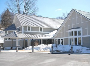 The public was invited to an open house March 22 at the new Marlborough Senior Center on New Street in Ward Park. Photo/Ed Karvoski Jr.