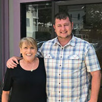 Marie Cheetham and Brandon Tupper invite all to Recovery Day Sept. 7. Photo/submitted