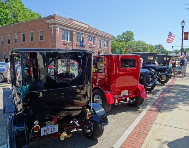Marlborough Main Street Car Show June Community Advocate - Main street car show