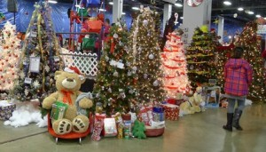 A scene from last year's Festival of Trees. Photo/submitted