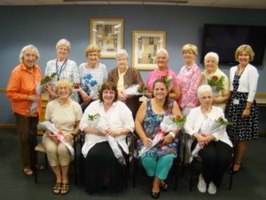 Members of the UMass Memorial-Marlborough Hospital Auxiliary Photo/submitted